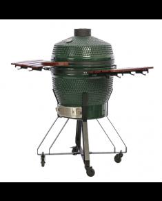 """TunaBone Kamado Pro 22"""" grill Size M, Green"""