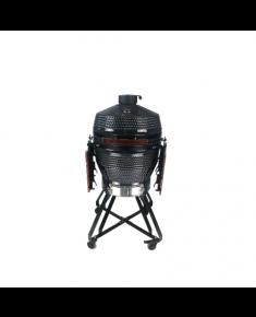 "TunaBone Kamado Pro 22"" grill Size M, Dark grey"