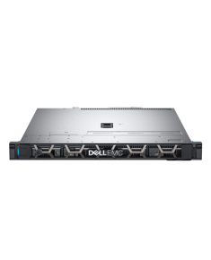 "Dell PowerEdge R240 Rack (1U), Intel Xeon, E-2234, 3.6 GHz, 8 MB, 8T, 4C, UDIMM DDR4, 2666 MHz, No RAM, No HDD, Up to 4 x 3.5"", Hot-swap hard drive bays, PERC H330, Single, Cabled, Power supply 450 W, On-Board LOM, iDRAC9 Basic, Static Rails, No OS, Warranty Basic OnSite 36 month(s)"