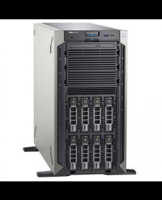 "Dell PowerEdge T340 Tower, Intel Xeon, E-2234, 3.6 GHz, 8 MB, 8T, 4C, 1x8 GB, UDIMM DDR4, 2666 MHz, SSD 480GB GB, SATA Gbit/s, Up to 8 x 3.5"", Hot-swap hard drive bays, PERC H330, Dual, Hot-plug, Power supply 495 W, iDRAC9 Express, No Rails, No OS, Warranty Basic Onsite 36 month(s)"