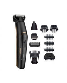 BABYLISS Multi Trimmer 11in1 MT860E Cordless, Wet & Dry, Black