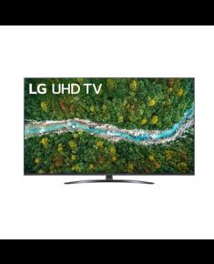 """LG 55UP78003LB 55"""" (139 cm), Smart TV, WebOS, 4K UHD, 3840 x 2160, Wi-Fi, DVB-T/T2/C/S/S2, Dark grey"""