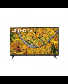 """LG 55UP75003LF 55"""" (139 cm), Smart TV, WebOS, 4K UHD, 3840 x 2160, Wi-Fi, DVB-T/T2/C/S/S2, Dark grey"""