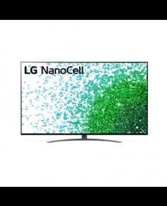 """LG 50NANO813PA  50"""" (127 cm), Smart TV, WebOS, 4K UHD Nanocell, 3840 x 2160, Wi-Fi, DVB-T/T2/C/S/S2, Silver"""