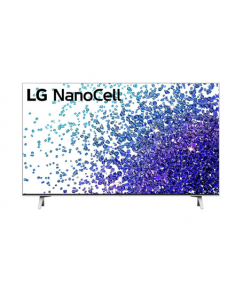 "LG 50NANO773PA 50"" (127 cm) 4K Ultra HD Nanocell Smart TV LG 50NANO773PA 50"" (127 cm), Smart TV, WebOS, 4K UHD Nanocell, 3840 x 2160, Wi-Fi, DVB-T/T2/C/S/S2, White"