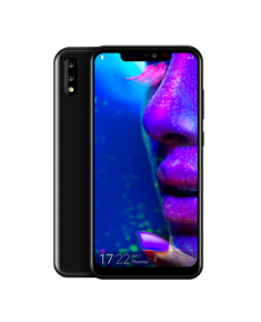 "Allview Soul X5 Pro Black, 6.2 "", IPS LCD, 1080 x 2246, Mediatek MT6771, Internal RAM 4 GB, 32 GB, Micro SD, Dual SIM, Micro-SIM/Nano-SIM, 3G, 4G, Main camera 16+5 MP, Secondary camera 16 MP, Android, 8.1, 3000 mAh"
