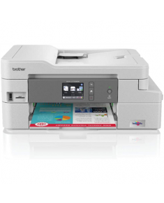 Brother 3-in-1 Colour Inkjet Printer DCP-J1100DW Colour, Inkjet, Multifunction, A4, Wi-Fi, Grey