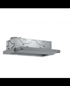 Bosch Hood Serie 4 DFL064A52 Telescopic, Energy efficiency class A, Width 60 cm, 270 m³/h, Push Buttons, LED, Silver