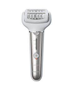 Panasonic Epilator ES-EL9A-S503 Operating time (max) 30 min, Number of power levels 3, Wet & Dry, White/Silver