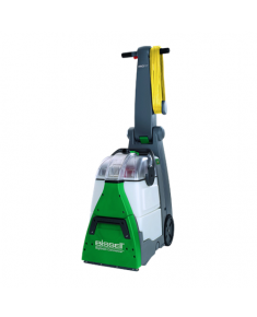 Bissell Carpet Cleaning Machine Big Green 48F3N Bagless, Washing function, Wet suction, Power 1400 W, Dust capacity 6.6 L, Green/Grey, Professional wet cleaning