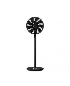 Duux Fan Whisper Flex Ultimate Stand Fan, Number of speeds 30, 3-32 W, Oscillation, Diameter 34 cm, Black