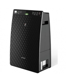 Sharp Air Purifier with humidifying function UA-HG30E-B 27 W, Suitable for rooms up to 21 m², Black