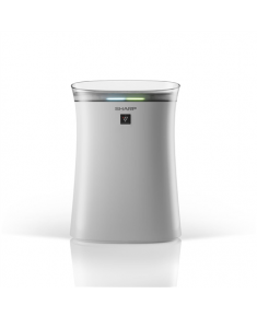 Sharp Air Purifier UA-PF40E-W 3-27 W, Suitable for rooms up to 30 m², Silver