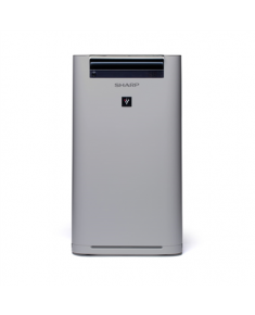Sharp Air Purifier with humidifying function UA-HG60E-L 5-72 W, Suitable for rooms up to 50 m², Grey
