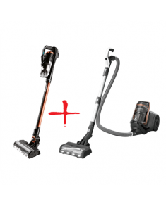 Bissell Bundle of Icon Advanced Hand & Stick Vacuum Cleaner & SmartClean Advanced Vacuum Cleaner