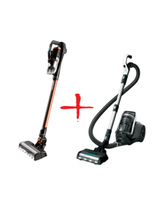 Bissell Bundle of Icon Advanced Hand & Stick Vacuum Cleaner & SmartClean Pet Vacuum Cleaner