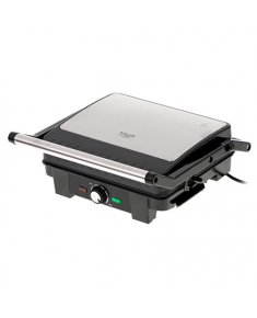 Adler Electric Grill XL AD 3051 Table, 2800 W, Black/Stainless steel