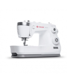 Singer Sewing Machine ME457 Number of stitches 33, Number of buttonholes 1, White