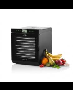 ETA Fruit dryer Vital Air II ETA230290000 Power 245 W, Number of trays 10, Temperature control, Integrated timer, Black