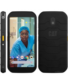 "CAT S42 H+ Black, 5.5 "", IPS LCD, 720 x 1440 pixels, Mediatek Helio A20, Internal RAM 3 GB, 32 GB, MicroSDXC, Dual SIM, Nano-SIM, 4G, Main camera 13 MP, Secondary camera 5 MP, Android, 10.0, 4200 mAh"
