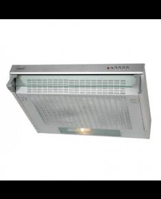 CATA Hood F-2050 X/L Conventional, Energy efficiency class C, Width 60 cm, 195 m³/h, Mechanical control, LED, Inox