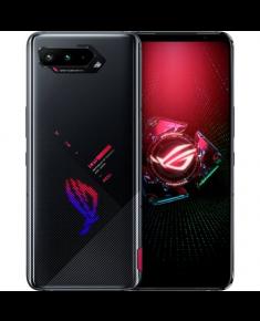 "Asus ROG Phone 5 ZS673KS Black, 6.78 "", FHD+, 1080 x 2448 pixels, Qualcomm, Snapdragon 888, Internal RAM 12 GB, 256 GB, Dual SIM, Nano-SIM, 3G, 4G, Main camera 64+13 MP, Secondary camera 24 MP, Android, 11, 6000 mAh"