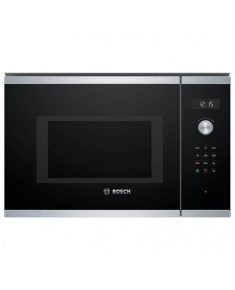 Bosch Microwave Oven BEL554MS0 Serie 6 Built-in, 25 L, 900 W, Grill, Black/Stainless steel