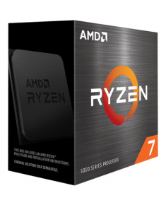 AMD Ryzen 5 5600G, 3.9 GHz, AM4, Processor threads 12, Packing Retail, Processor cores 6, Component for PC
