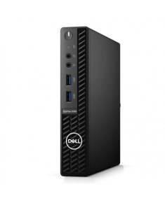 Dell OptiPlex 3080 Desktop, Micro, Intel Core i5, i5-10500T, Internal memory 8 GB, DDR4 non ECC, SSD 256 GB, Keyboard language English, Windows 10 Pro, Warranty 36 month(s)