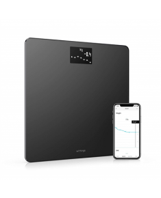 Nokia Body scale WBS06 Multiple users, Body Mass Index (BMI) measuring