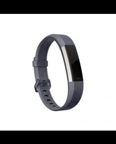 Fitbit Alta HR, Accessory Band, Leather, Indigo - Small