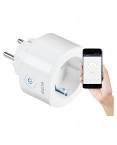 Acme Smart Wifi EU plug SH1101 White