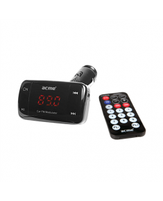 Acme F100-01 Car FM Transmitter