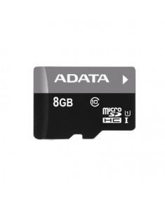 A-DATA 16GB Premier microSDHC UHS-I U1 Card (Class 10) with 1 Adapter