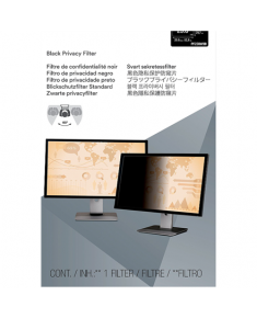 """3M PF23.8W9 Privacy Filter for LCD Monitor 23.8"""" Black, 50 x 527 x 356 mm"""