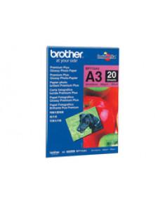 BROTHER BP71GA3 photo paper A3 20BL