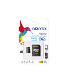 ADATA 32GB MicroSDHC UHS-I Class10 +ad