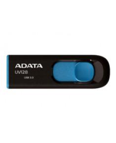 ADATA 64GB USB Stick UV128 USB3.0 black
