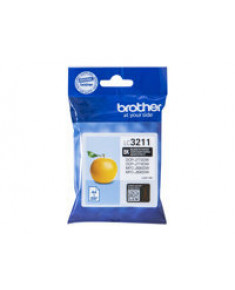 BROTHER Black Ink Cartridge 200 pages