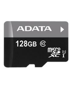ADATA 128GB Micro SDXC V10 85MB/s + ad.
