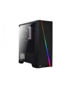 AEROCOOL AEROPGSCYLON-TG-BK PC case ATX
