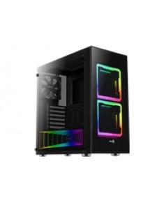 AEROCOOL AEROPGSTOR-BG-RGB PC case ATX A