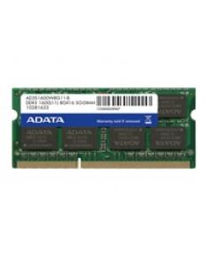 ADATA ADDS1600W4G11-S DDR3L SODIMM 4GB