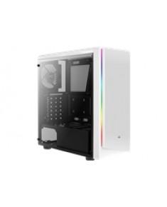 AEROCOOL AEROPGSRIFT-WH-RGB PC case ATX