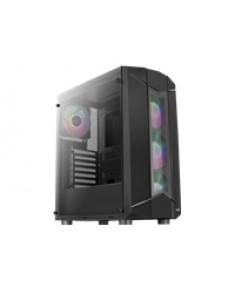 AEROCOOL AEROPGSSENTINEL-G-BK PC case AT