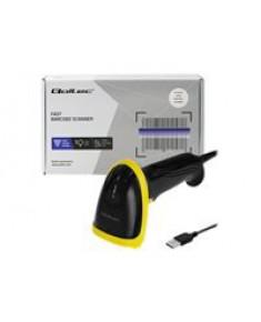 QOLTEC 50860 Qoltec Barcode reader 1D