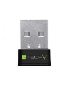 TECHLY Mini Wireless USB Adapter Dual