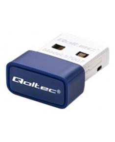 QOLTEC Wireless Mini BT USB wifi adapter