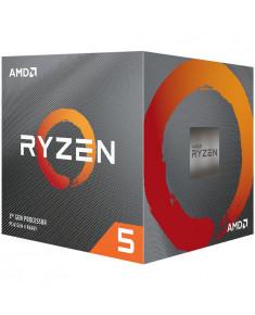 AMD CPU Desktop Ryzen 5 6C/12T 3600 (4.2GHz,36MB,65W,AM4) box with Wraith Stealth cooler