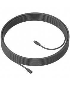 LOGITECH MeetUp 10m Mic Cable - GRAPHITE - WW - MEETUP 10M MIC CABLE